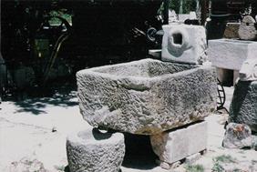 Galleria foto fontane e vasche in pietra ditta anile diego - Vasche in pietra da giardino ...